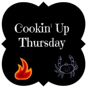 It's Cookin' Up Thursday!
