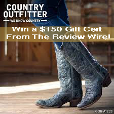 Country Outfitters Giveaway from The More The Merrier & The Review Wire