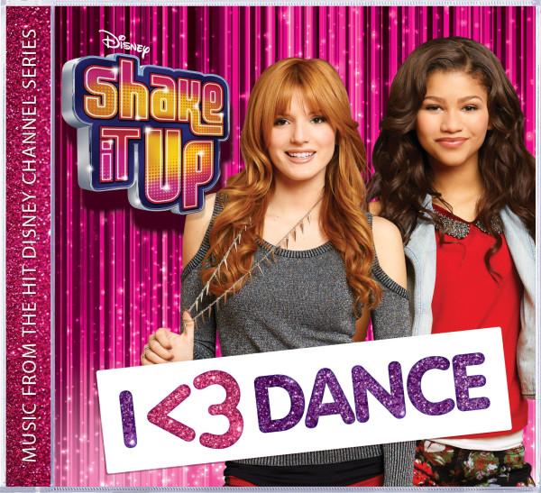 Disney's Shake It Up I <3 Dance