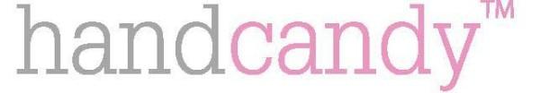 HandCandy Logo