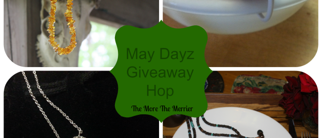 May Dayz Giveaway Hop Is Here!