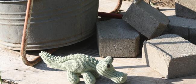 Niles Crocodile Goes Outside