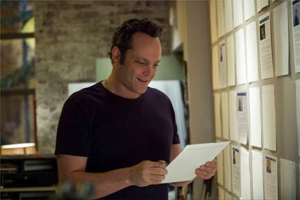 Vince Vaughn in The Delivery Man