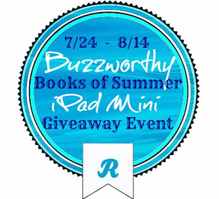 Buzzworthy Books of Summer iPad Mini Giveaway Event