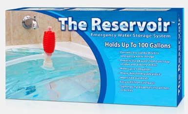 The Reservoir Emergency Water Storage ~ Be Prepared!