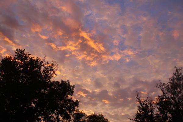 Beautiful Fall Sunrise 2013