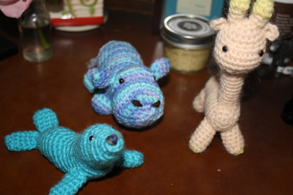 Crocheted Critters!