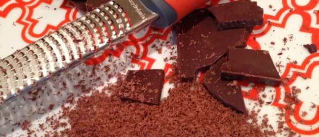 2-in-1 Zester+Grater from The Busy Hedonist
