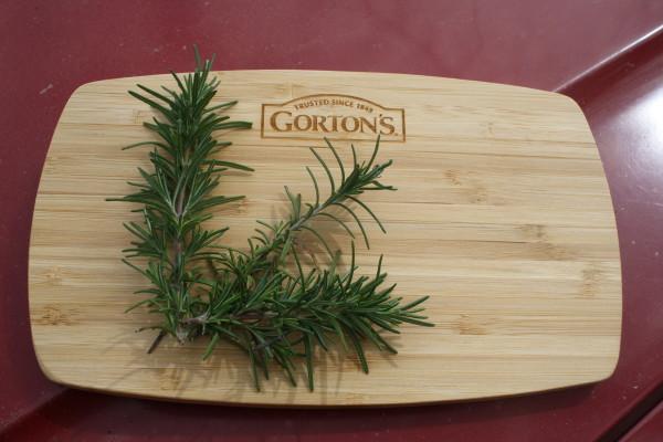 Gorton's Artisan Style - Cutting Board