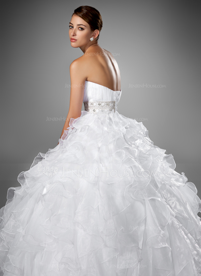 JenJenHouse Wedding Dress