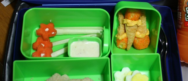 How to Create Fun Lunches for Children