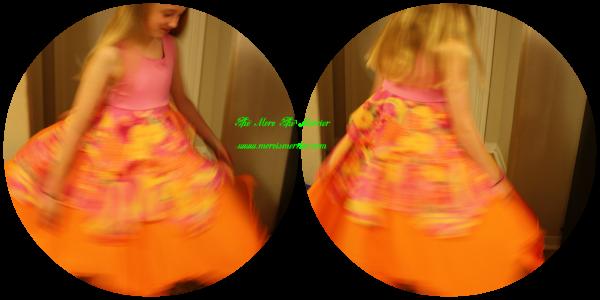 TwirlyGirl On the Move