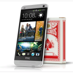 Sprint HTC One max smartphone