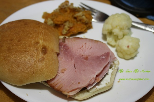 HoneyBaked Sandwich!