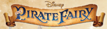 The Pirate Fairy Logo Banner