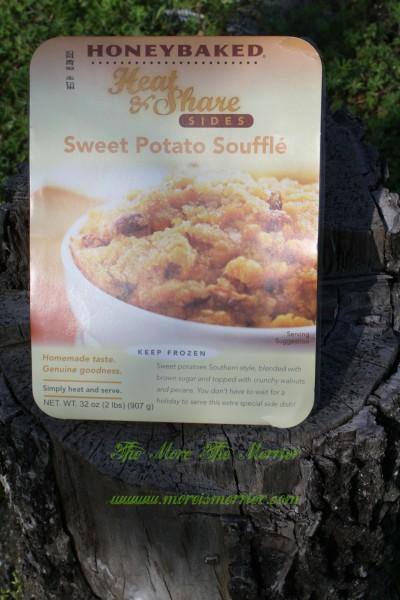 HoneyBaked Heat & Share Sweet Potato Souffle