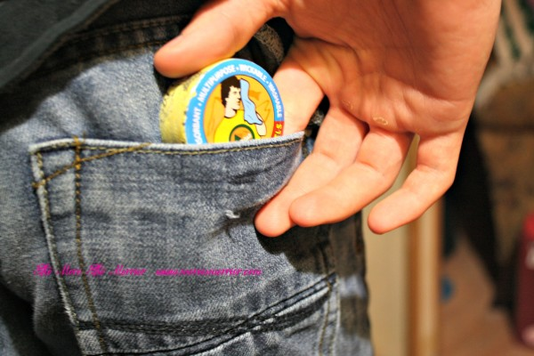 Lightload Towels fit right in your pocket!