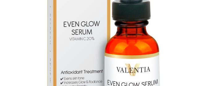 Even Glow Serum by Valentia Skin Care