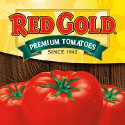 Red Gold Tomatoes Logo
