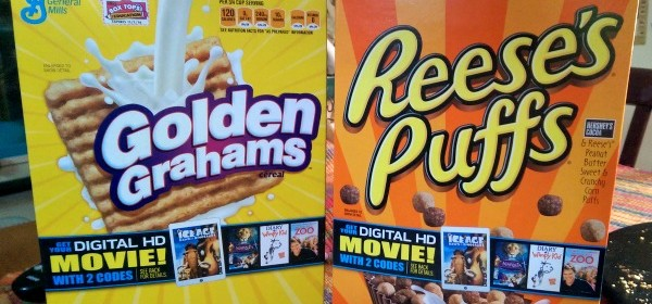 Summertime Fun with Big G Cereal Movies