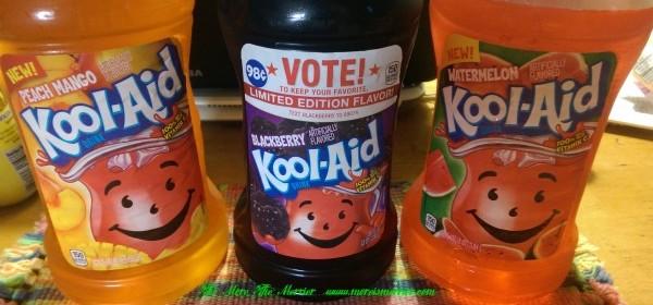 OH YE-A-A-AH! Kool-Aid Beverages!