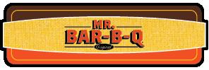 Mr. BBQ Logo