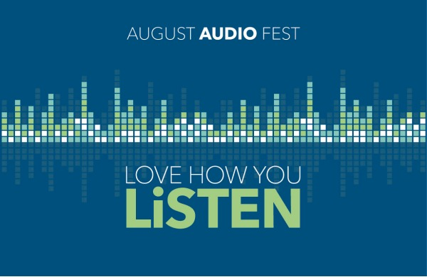 Time for August #AudioFest at Best Buy!