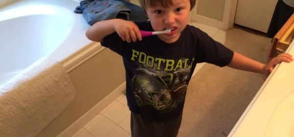 How To Get Your Toddler to Brush