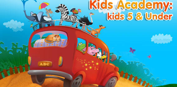 Kids Academy Apps & Sweepstakes!