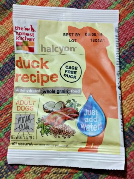 Halcyon Duck Recipe from The Honest Kitchen