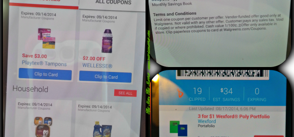 Summer Savings from Paperless Coupons