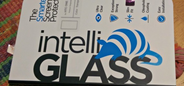 intelliGLASS from intelliARMOR