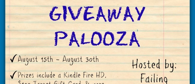 Back-To-School Giveaway Palooza Sign Ups!