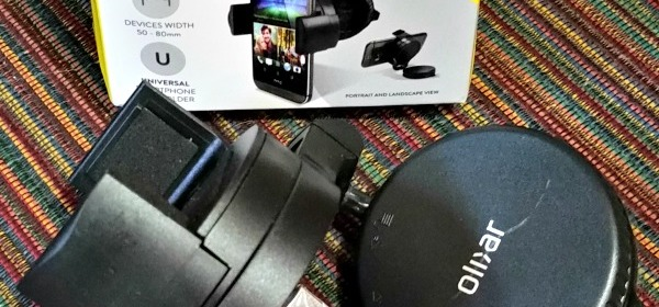 Olixar Omniholder Universal in Car Mount Review