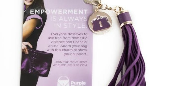Where Is Your Purple Purse Tassel?