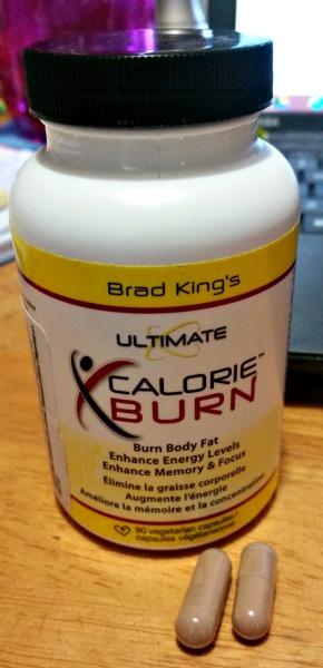 Ultimate Calorie Burn Bottle