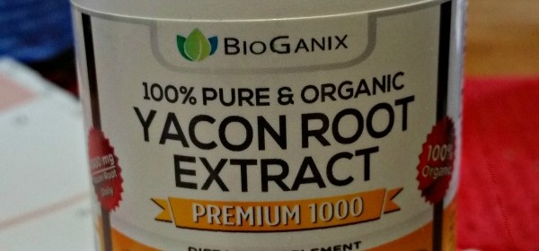 BioGanix Yacon Root Extract