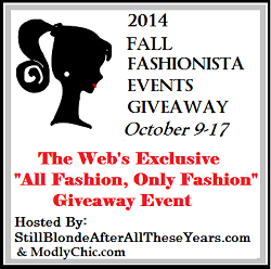 Fall Fashionista is Here!!