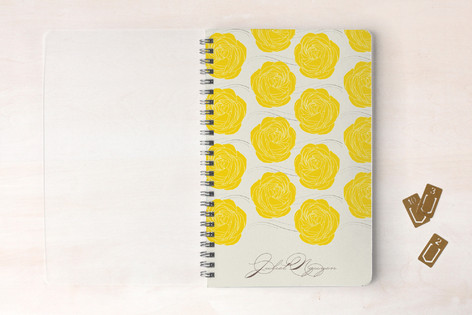 Golden Afternoon Day Planner from Minted.com