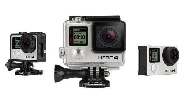 The GoPro HERO4 Black