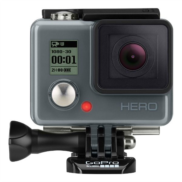 The GoPro HERO