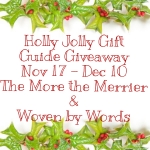 Sign Up! Holly Jolly Gift Guide Giveaway Hop!