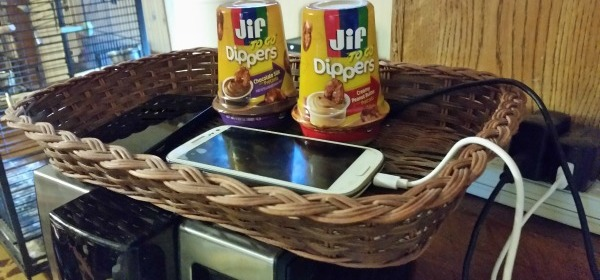 Jif To Go Dippers: The Portable Snack