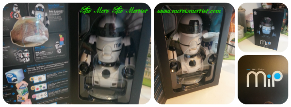 MiP - A Cool Robot Toy from WowWee Toys!