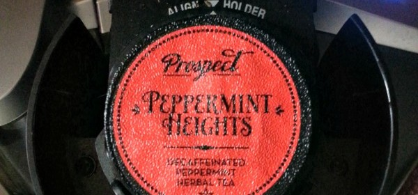 Brooklyn Bean Extravaganza: Peppermint Heights Tea K-Cups Giveaway