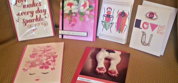 Put Your Heart To Paper for V-Day With Hallmark!