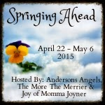 Bloggers! Come Sign Up for the Springing Ahead Event!