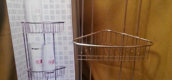 Shower Caddy for Storage and Organization