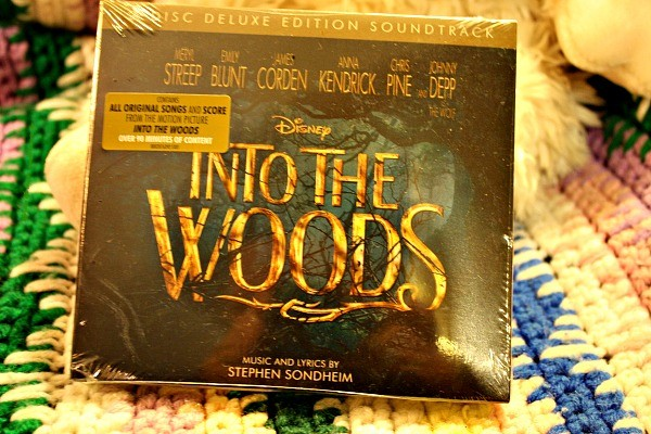 """Into The Woods"" is a spectacular 2 CD soundtrack of the movie!"
