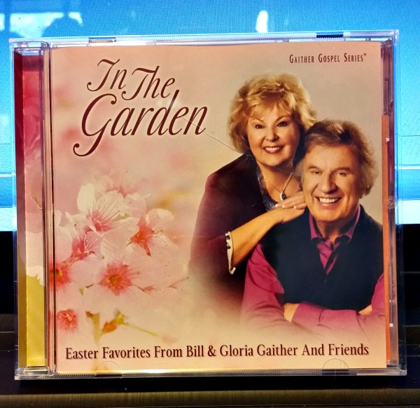 "CD- ""In The Garden"" by the Gaithers from Family Christian"